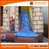 Bouncer gonfiabile del trampolino dello stregone con la trasparenza per la sosta di Amsement (T3-106)
