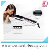 Townwell Brand Professional Salon de coiffeur en céramique Hair Straightener Peigne