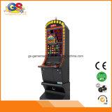 ビデオゲームコンソールのための硬貨によって作動させる賭けるスロット軟体機械のタッチ画面のキャビネット