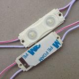 Modules 0.72W d'éclairage de signe de DEL avec la lentille 160degree