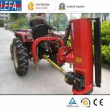 mit doppelter Schaufel-Rasen-Traktor-seitlichem mit Laub bedeckenmäher (EFDL105)