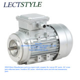 Wechselstrom-Endlosschrauben-Gang-Geschwindigkeits-Reduzierstück-Motor und Treppen-kletternder Motor mit 0.37kw 140rpm 22n. M-10:1