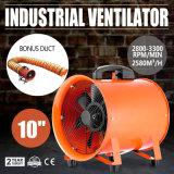 ventilador industrial do exaustor do extrator 10inch