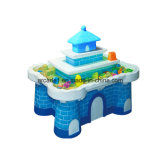 Het Suikergoed van de arcade draagt de Machine van het Spel van de Lijst van het Zand van het Spel van de Quiz van Jonge geitjes