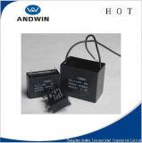 Cbb Condensateur de film en polypropylène / Condensateur conditionné par air / Condensateur de film / électrolytique en aluminium
