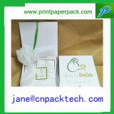 Zoll gedruckter Farben-Farbband-Geschenk-Kasten-Pappverpackenschmucksache-Kasten