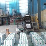 Hoher reiner 99.995% Zink-Barren für Verkauf mit Fabrik-Preis