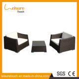 Modern Rattan Garden Outdoor Furniture Sectional Lounge Canapé Ensemble