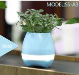 Электронный подарок, управление касания Bluetooth, цветочный горшок