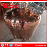 distillateur de cuivre de maison de vodka de genièvre d'eau-de-vie fine de whiskey du fléau 50L 4