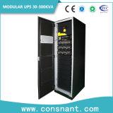 UPS em linha modular com módulo de potência 30kw 3 partes