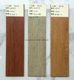 Telhas de assoalho rústicas de madeira da cerâmica de Foshan