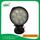 4inch 27W LED Work Light 12V Flood Spot hors route ATV Truck Driving Light Fog Lights