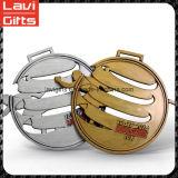 Fábrica de la alta calidad precio medalla Finisher personalizada