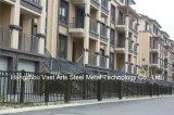 Cancello decorativo 4 della rete fissa del ferro saldato di obbligazione esterna di alta qualità di Haohan