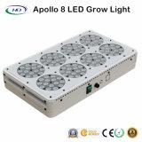 Apollo 8 LED si sviluppa chiaro per sviluppo del sistema di coltura idroponica