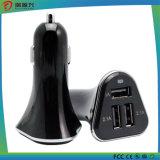 Заряжатель 5.2A Макс автомобиля USB выдвиженческого триппеля Port (CC1506)