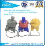 청소 장비 클립 물 분출 압력 세탁기 분사구