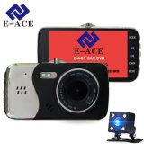 Миниое портативное ночное видение камеры видеозаписывающего устройства автомобиля DVR FHD 1080P автоматическое