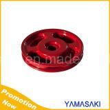 Отверстие 8 или шлицы для головки триммера Nylon алюминия фикчированной красной