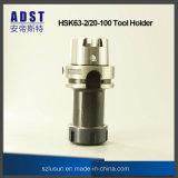 CNC機械のための中国の工場Hsk63A-2-20-100コレットチャックのバイトホルダー
