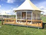 Tenda lussuosa di Sixangle della tenda di campeggio della famiglia