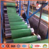 O fabricante por atacado de China Prepainted o preço de fábrica de alumínio revestido cor da bobina