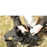 Kundenspezifischer Entwurfs-Firmenzeichen-Militärschulter-Riemen-Beutel-taktischer Riemen-Beutel