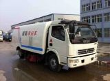4000liters Dustbin Street Sweeper Truck Camions de nettoyage de route