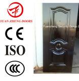 Venta caliente de la puerta de acero de la seguridad de la alta calidad en Argelia