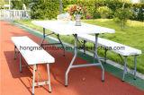 싼 판매 옥외 접히는 픽크닉 테이블, 6FT 장방형 테이블