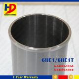 forro do cilindro do motor Diesel de 6he1 6he1t Isuzu (8-94396-837-0)