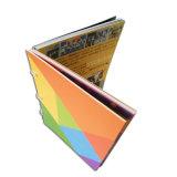 Impressão de papel do compartimento do PVC do Fio-o, impressão do livro da placa