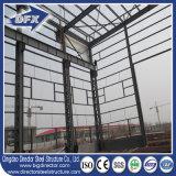 Светлая мастерская стальной структуры стальной структуры 2017 полуфабрикат