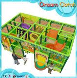 De aangepaste Fabrikant van China van de Apparatuur van de Speelplaats van de Jonge geitjes van de Uitvoer Zachte Binnen