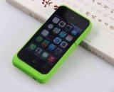 iPhone를 위한 2000mAh 건전지 전화 상자 충전기 예 4 4s