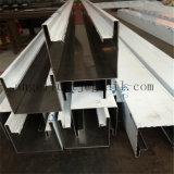 建築材料のホテルの装飾カラーステンレス鋼のUチャンネル