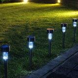 Giardino esterno di potere solare dell'indicatore luminoso 10PCS del LED