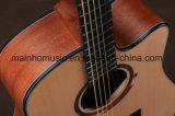 Qualität akustisches Guiar mit Armlehne