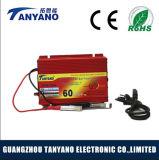 60A Stromversorgungen-Ladegerät mit Digital-Voltmeter