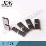 Diamant-Segment und Schaufel für Marmorausschnitt 300-800mm