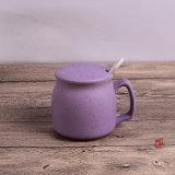 Tazza di ceramica per latte, tazza della tazza di ceramica della prima colazione della porcellana del caffè