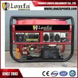 gasolina /Petrol de 2kw 3kw e gerador do Portable de Mutifuel do querosene