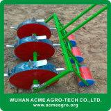 수동 파종기 파종 비료 재배자 옥수수 파종기