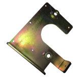 Часть металлического листа точности крышки металла SPCC