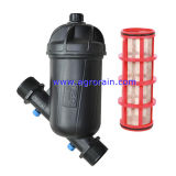 Fabrik-Großverkauf-Plastikbildschirm-Spaltölfilter für Bewässerungssysteme