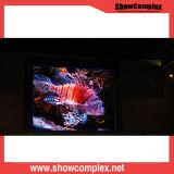 Colore completo dell'interno pH2 che fa pubblicità alla visualizzazione di LED
