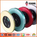 Bobine enduite par couleur résistante de concentration de PE (couleur solide)