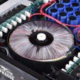 Amplificador audio del registrador de los multimedia grandes de la potencia Pk6000