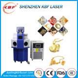Bewegliches Laser-Schweißgerät der Schmucksache-100W&200W des Punkt-YAG